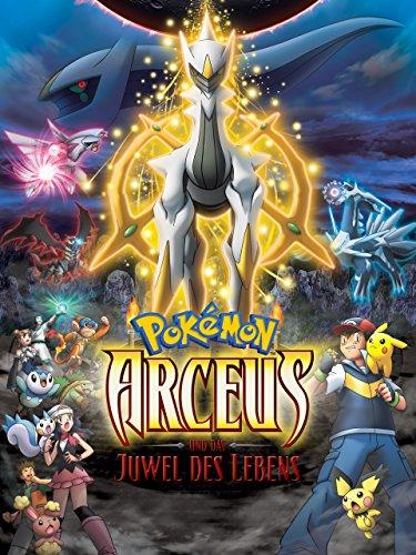 Pokémon: Arceus und das Juwel des Lebens (2009, Film 12) kostenlos im Stream [PokémonTV]