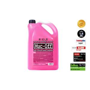 [Corporate Benefits] Muc-Off Bike Cleaner 5 Liter Nachfüllpack