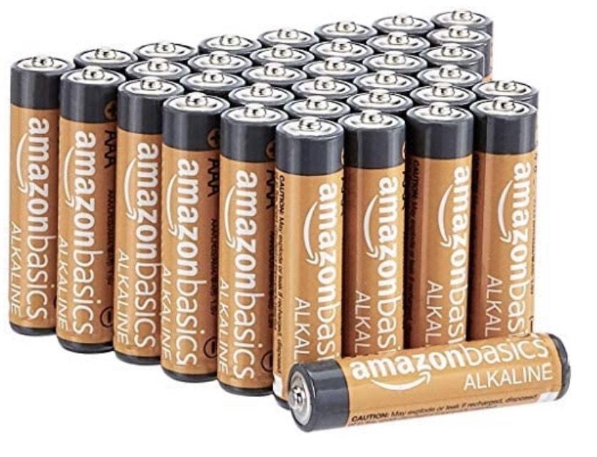 Amazon Basics Batterien 1,5V