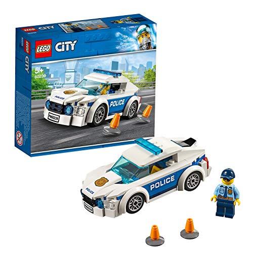 (Amazon Prime) Lego City Polizei Streifenwagen 60239 (UVP - 34 %)