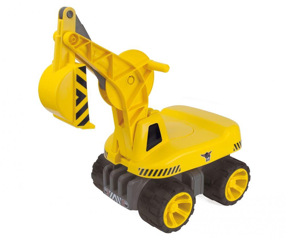 Big Power-Worker Maxi-Digger (55811) - Prime
