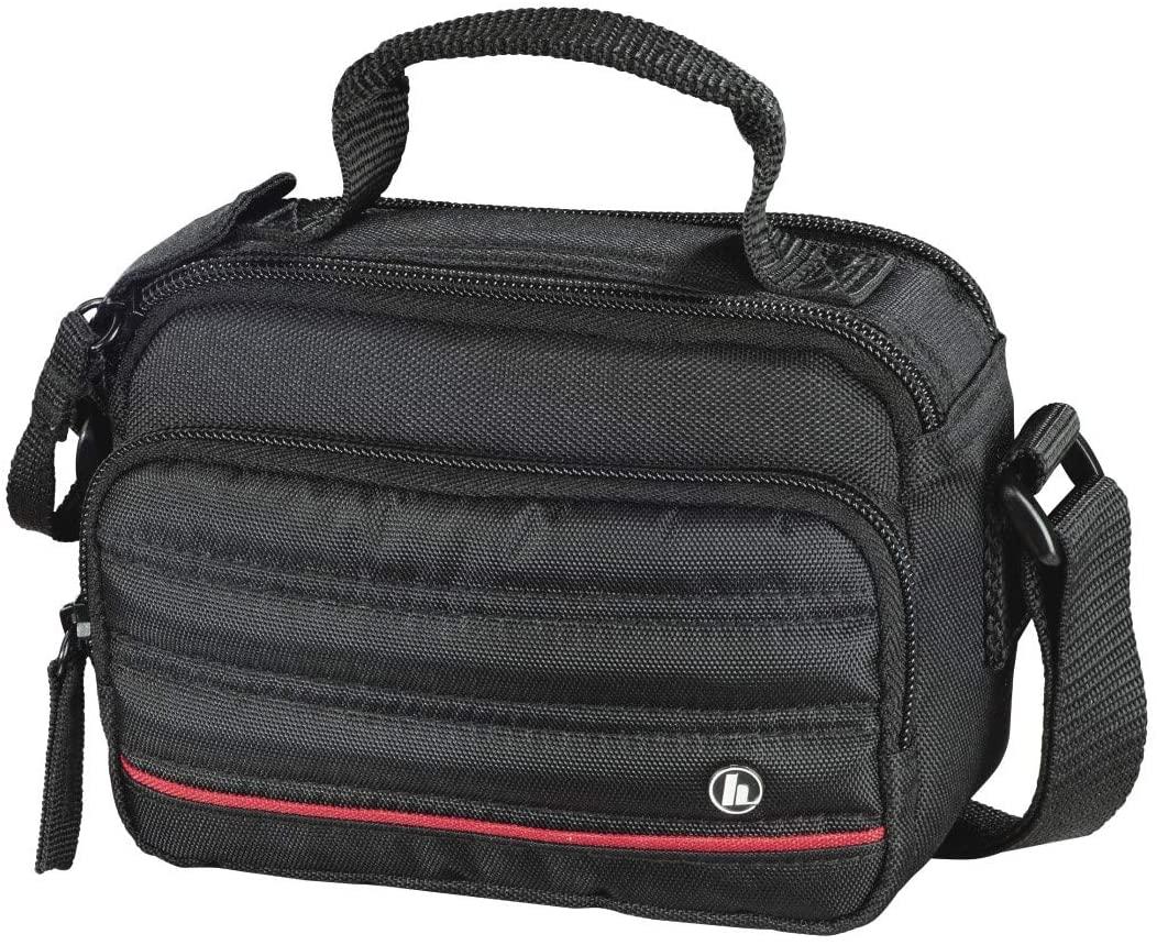 HAMA Samara 100 Kameratasche, Schwarz für 4,99€ nur noch Abholung regional