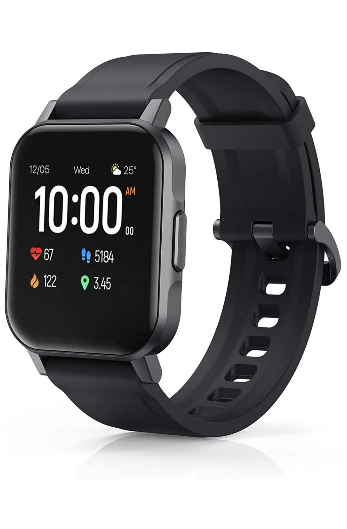 AUKEY Smartwatch / Fitnesstracker / Herzfrequenzsensor / 20 Tage Standby