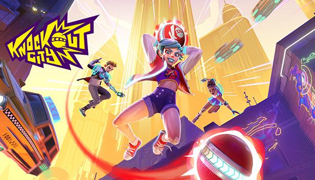 Knockout City™ Beta I! Anmeldung über Steam