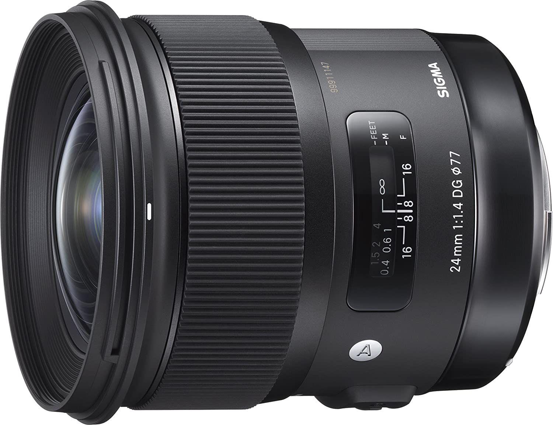 Sigma Art 24F1,4 Objektiv für Nikon F Mount