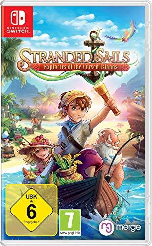 [amazon.de] Stranded Sails - Explorers of the Cursed Islands (Nintendo Switch) Prime Versand frei