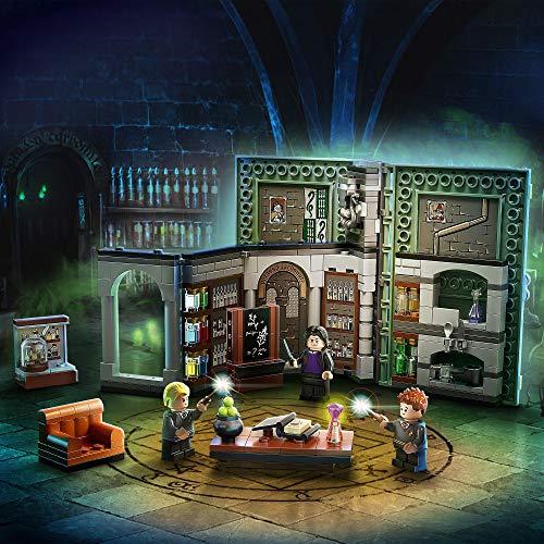 (Amazon Prime) Lego Harry Potter 76383 Hogwarts Moment: Zaubertrankunterricht (UVP - 28 %)