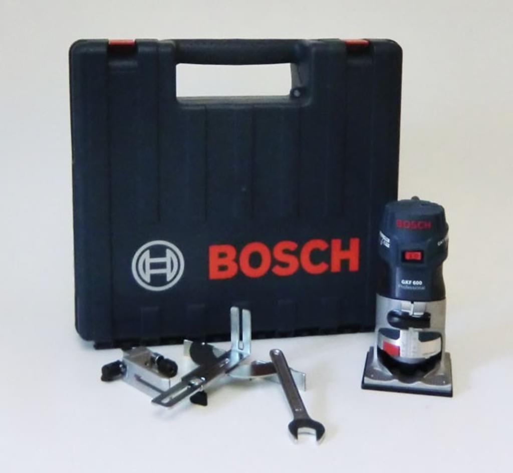 Bosch GKF-600 Kantenfräse