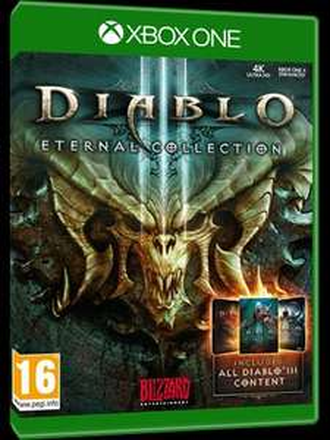 Diablo III: Eternal Collection - Xbox One - Gamivo.com - VPN Argentinien