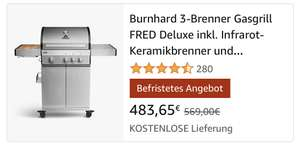 Burnhard Fred Deluxe