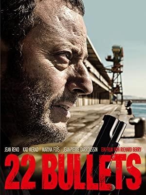 «22 Bullets» (IMDb 6,7 - RT 46%) mit Jean Reno kostenlos im Stream [ARD Mediathek]