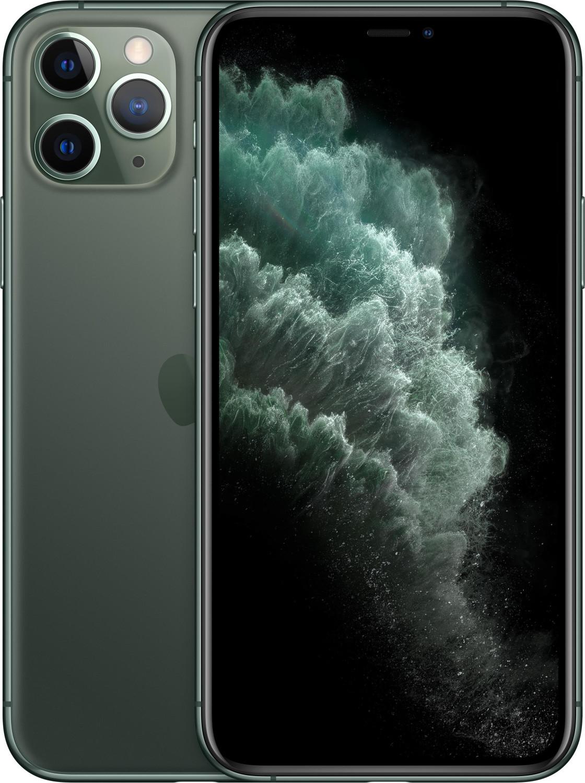 APPLE iPhone 11 Pro 64GB midnight green für 789€ inkl. Versandkosten