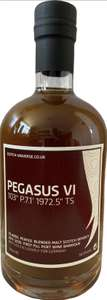 Pegasus VI 2011/2020 1st Fill Port Wine Barrique Scotch Universe 56,8% vol. Whisky