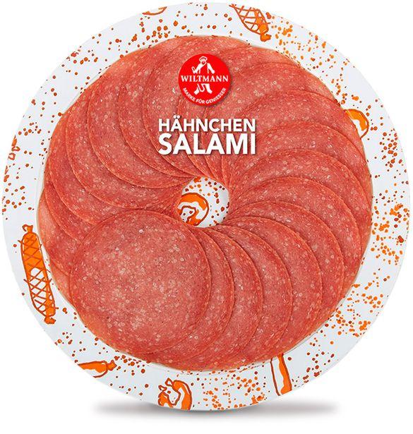 [Marktkauf Minden-Hannover] Wiltmann Hähnchen Salami 80g mit Couponplatz Coupon für 0,49€