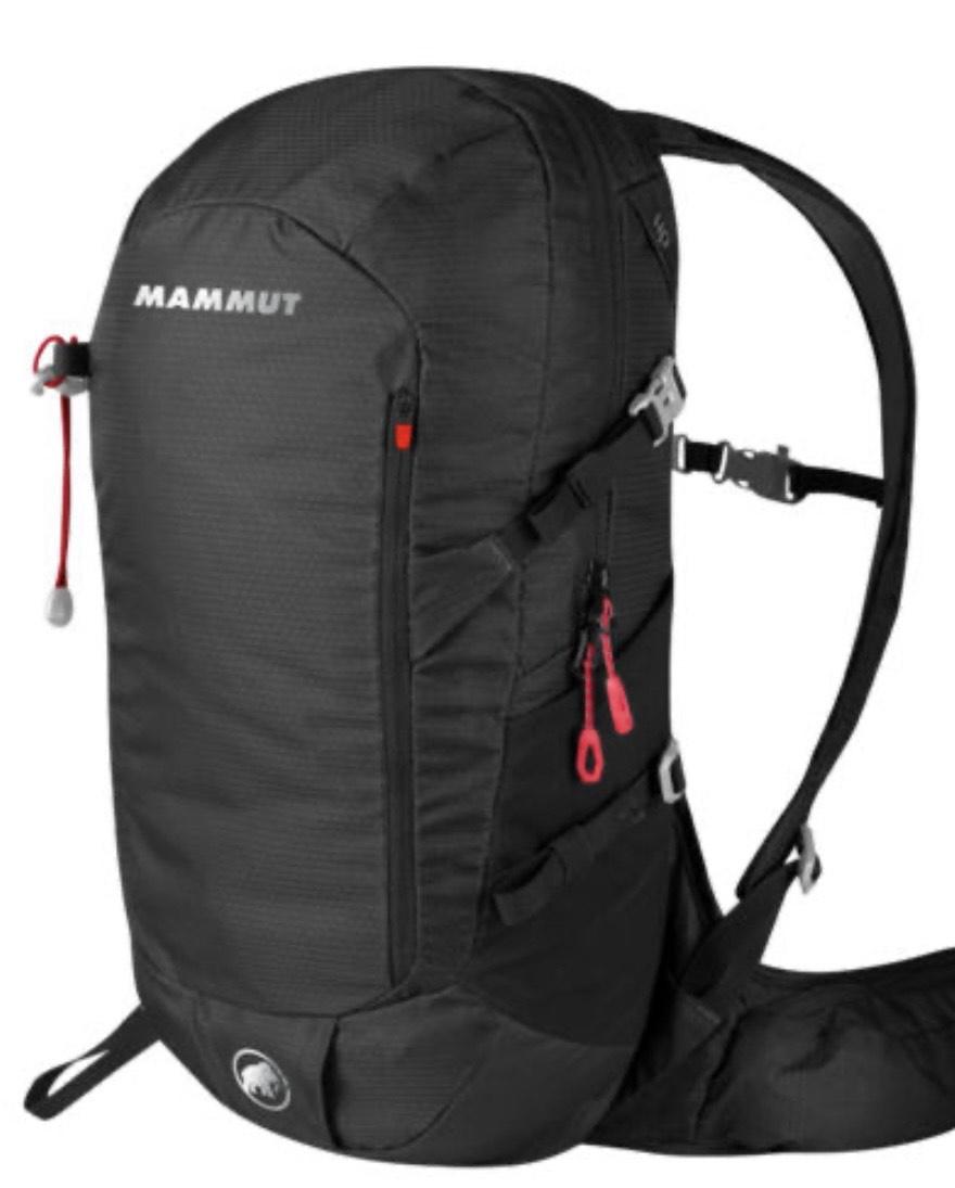 (Rucksack-Spezialist) Mammut Lithium Speed 20 Black