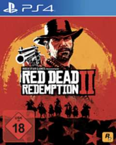Red Dead Redemption 2 [PS4/Xbox one - lokal]