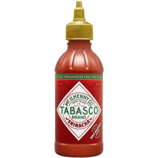 Develey Tabasco Sriracha Sauce je 256ml Flasche für 2,99€ [Penny]
