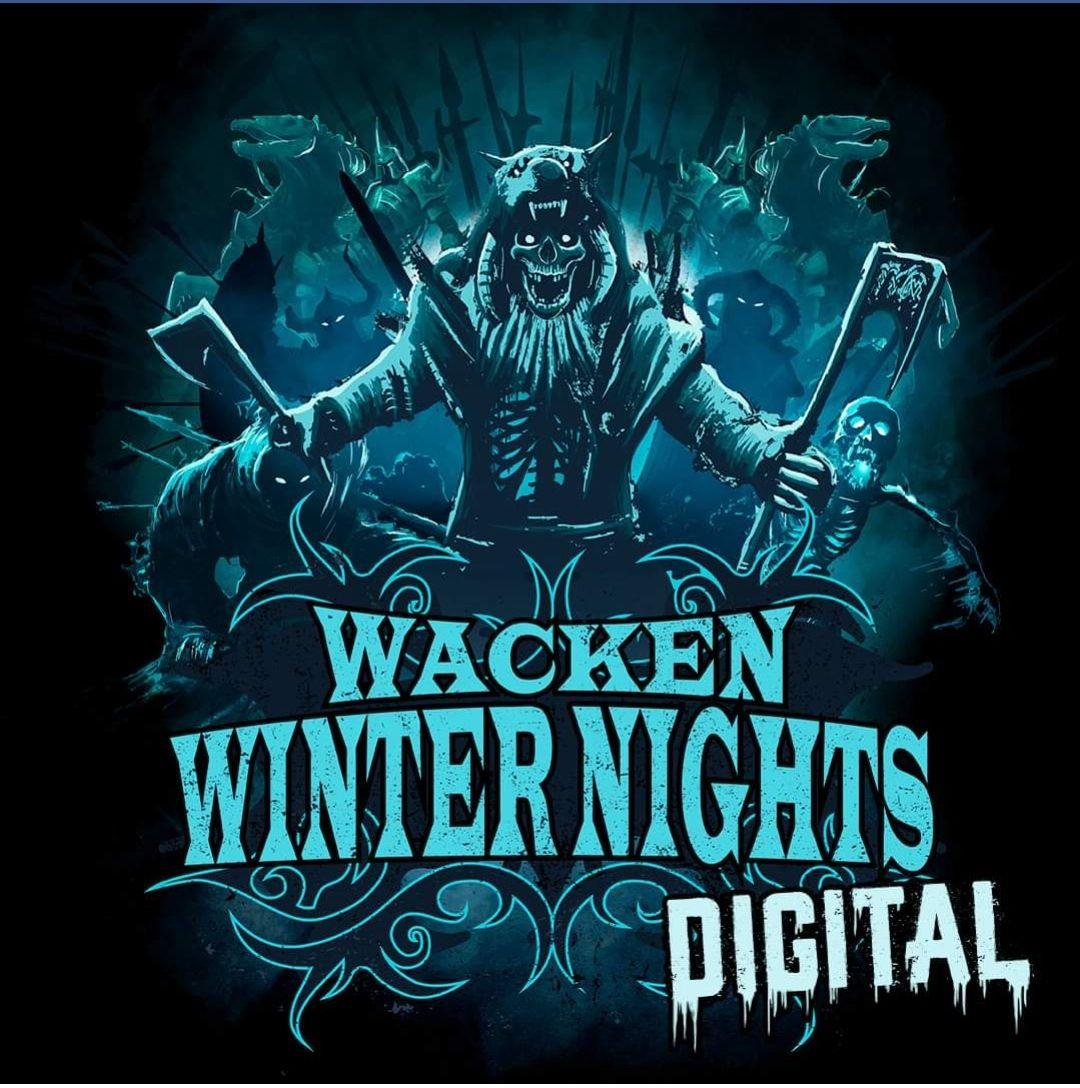 Wacken Winter Nights Digital Stream von Samstag 20.02.2021