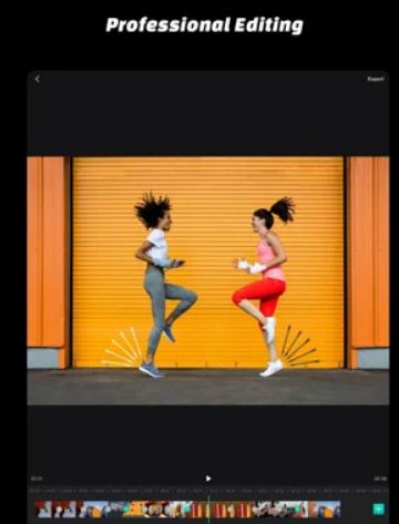 hollycool - pro video editing gratis im AppStore zu haben