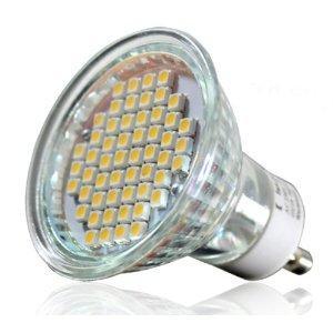 [eBay-WOW] 10 Stück lux.pro (GU10 / E14 / MR16) LED Spots 3W für 25€