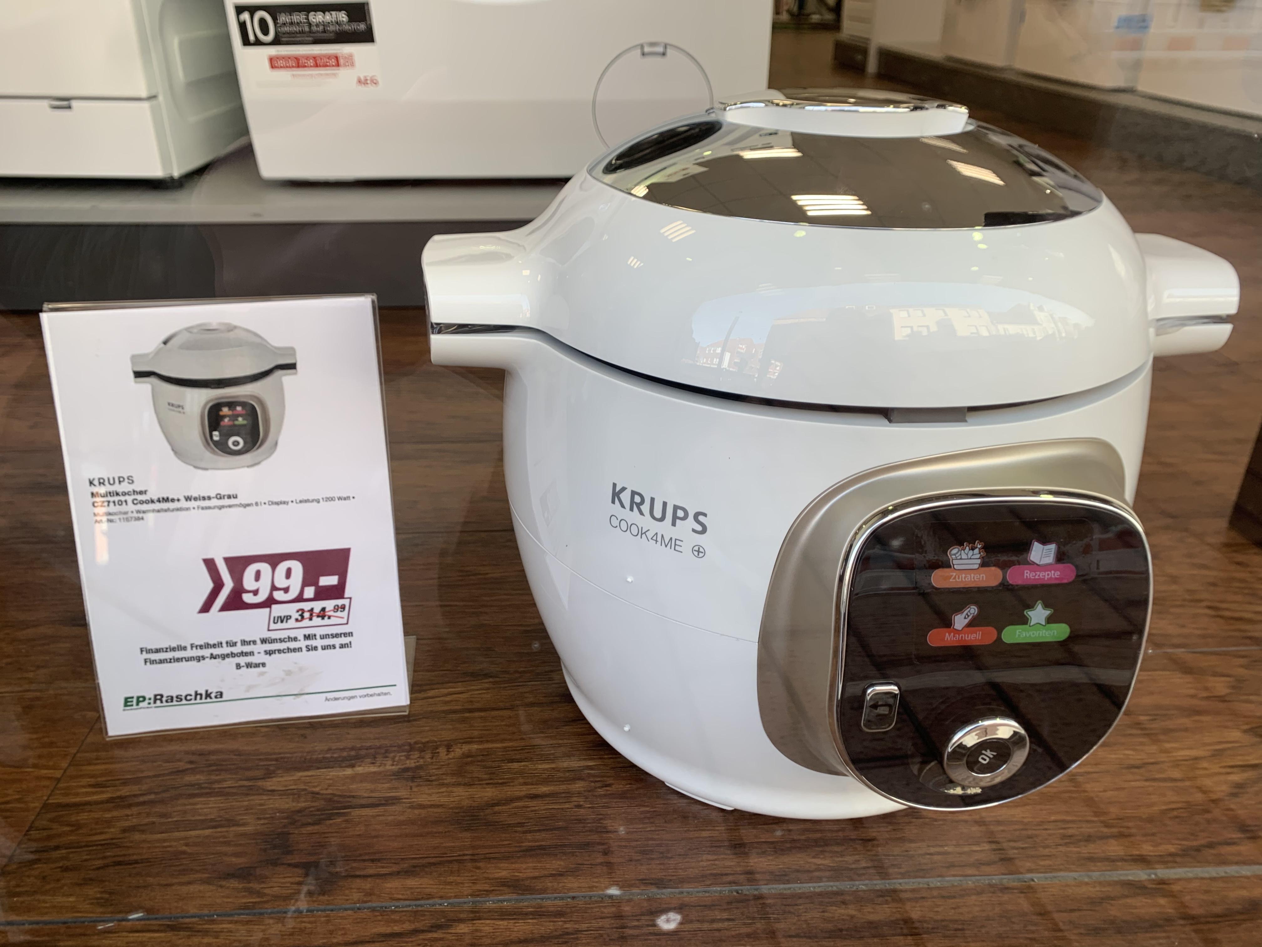 [Evtl. lokal Hamm] Krups Cook4Me+ CZ7101 Multikocher