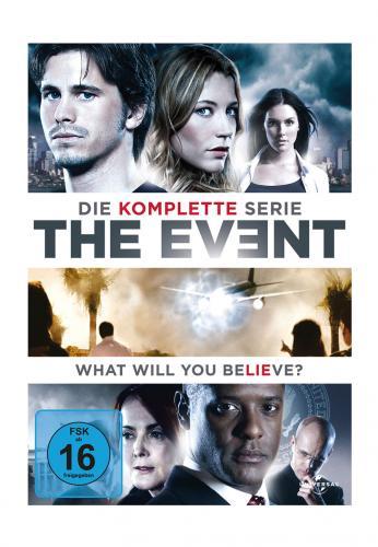 [b4f] The Event - Die komplette Serie, DVD, FSK 16