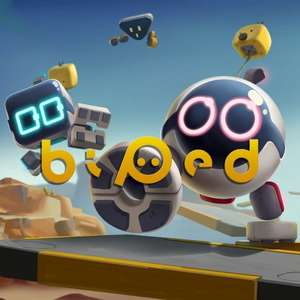 Biped für Nintendo Switch (Koop-Multiplayer) im eShop [DE: 9,71€ / RU: 7,74€]