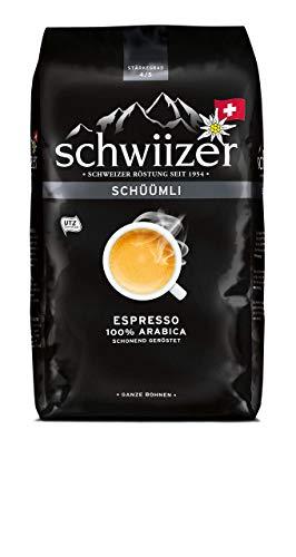 [Prime Sparabo] Schwiizer Schüümli Ganze Kaffeebohnen 1Kg - personalisiert?