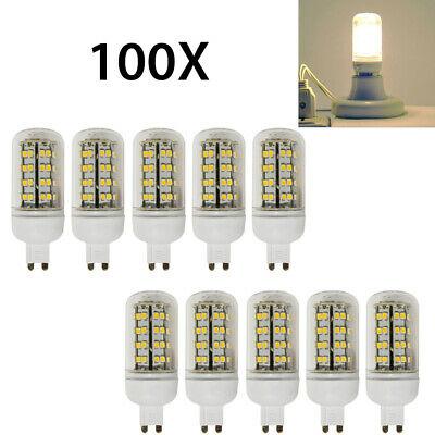 100x 6W G9 LEDs Leuchtmittel