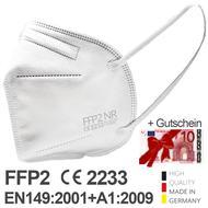 eine DEUTSCHE FFP2 Maske kostenlos (Freebie) & kostenloser Versand