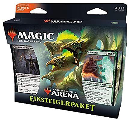 Magic the gathering Arena Einsteigerpaket per Amazon Prime