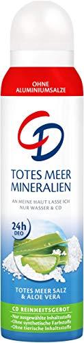 CD Deo Spray Totes Meer Mineralien, 150 ml (SparAbo)