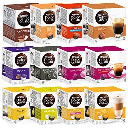 [Kaufland Do-Mi] 3x Nescafé Dolce Gusto Kapseln mit Coupon für 5,17€ (Stückpreis = ca. 1,72€)