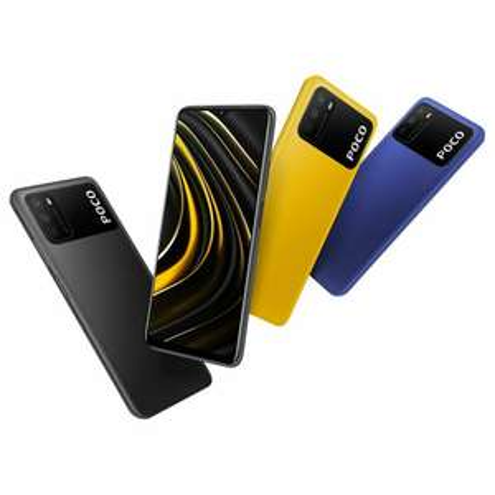 "[eBay] Xiaomi Poco M3 4/128 GB (Snapdragon 662, 6.53"" IPS-Display, 6.000 mAh Akku, 48 MP Triple-Kamera, Klinke, Dual-SIM) in allen Farben"