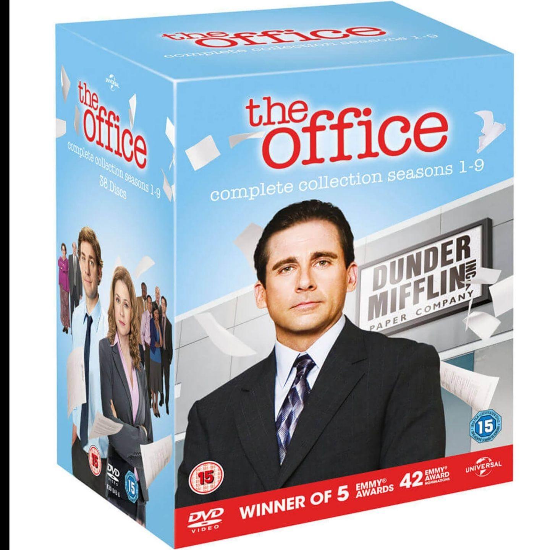 The Office Serie Staffel 1-9 DVD