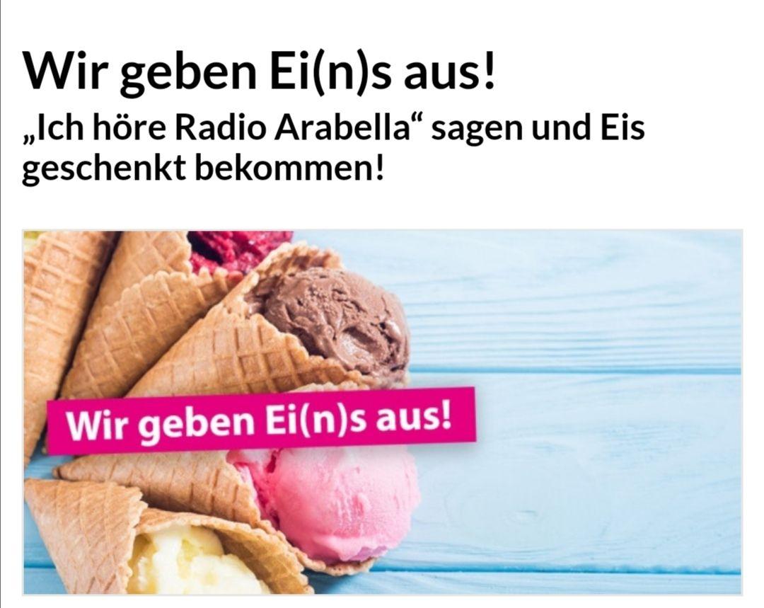 Lokal München Kostenlos 1 Kugel Eis am Rotkreuzplatz zwischen 11 und 12 Uhr