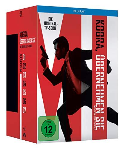 Kobra, übernehmen Sie - Die komplette Serie [Blu-ray]