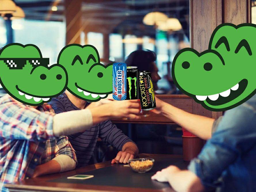 Energy Drink Angebote vom 22.02 - 27.02 z.B. Reign oder Monster Energy Drink für 0.88€ + 0.25€ Pfand verschiedene Sorten