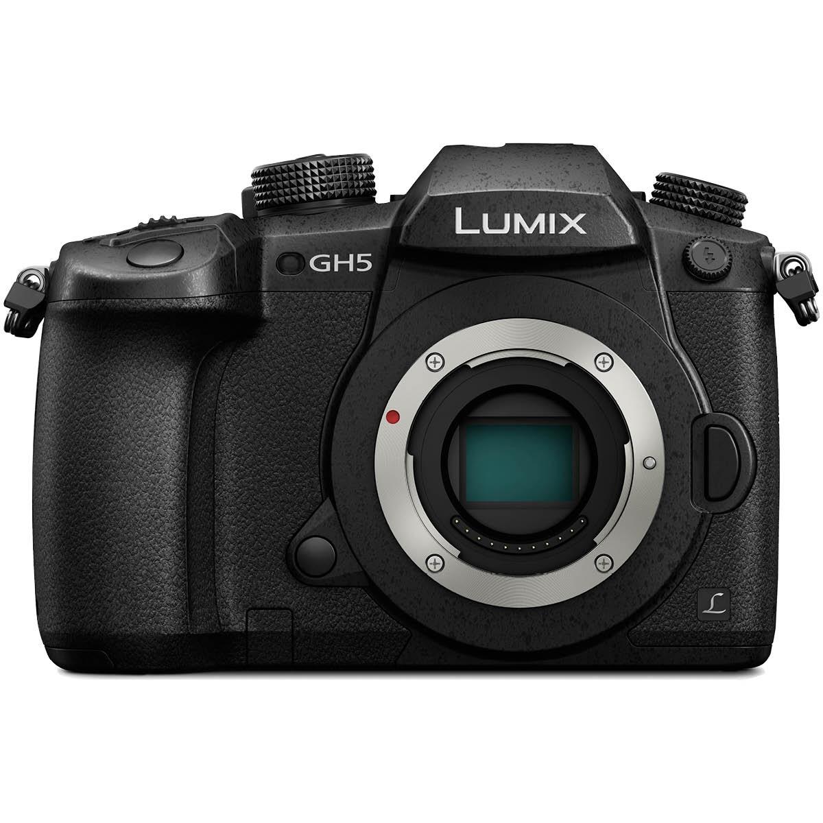 Panasonic Lumix DC - GH5 + DMW-BLK 22 E Akku + DJI Ronin SC Gimbal eff. 1299,--