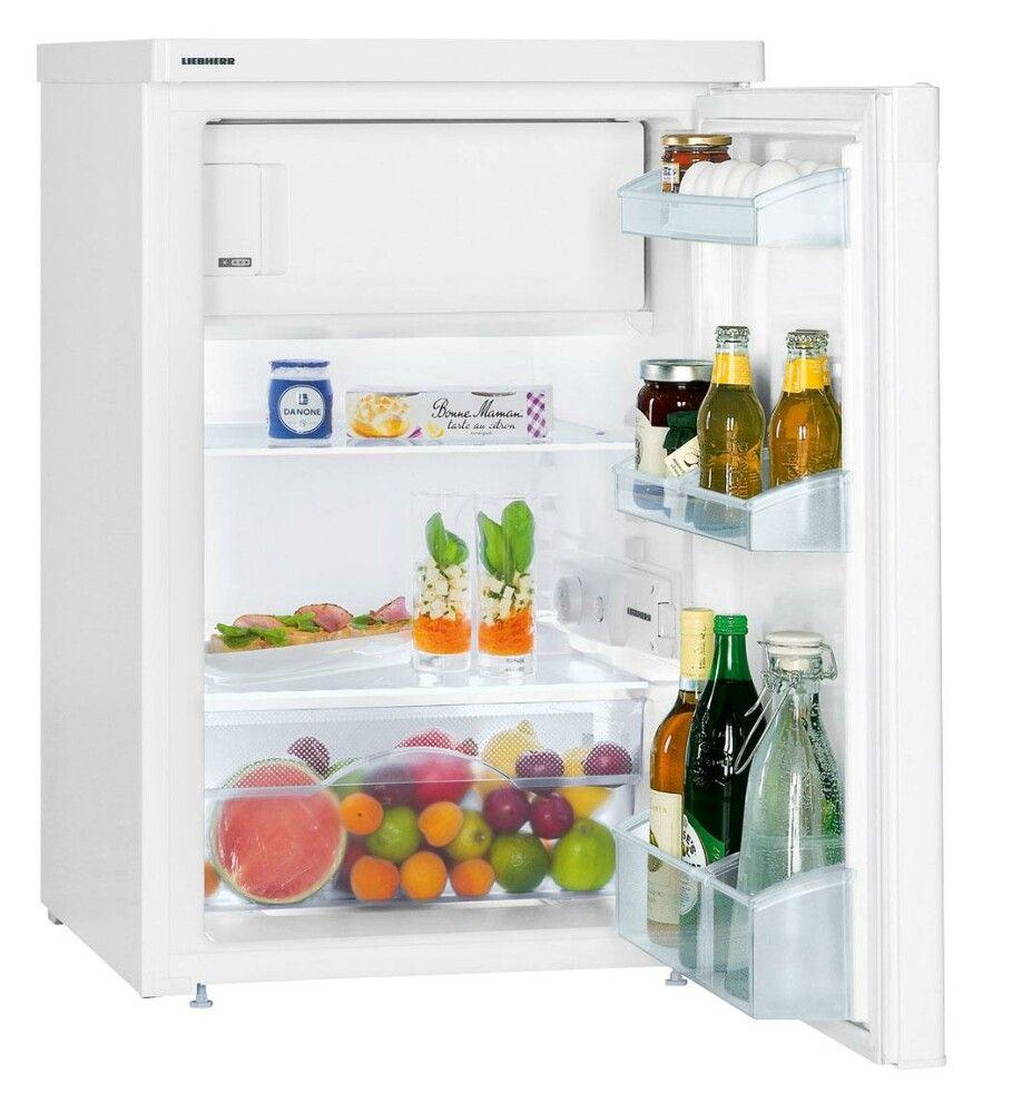 Liebherr Kg 855-2 Kühlschrank mit Gefrierfach (A++, unterbaufähig, Nutzinhalt 122 l, Höhe 85 cm, Breite 55,4 cm, Abtauautomatik, Cool-Plus