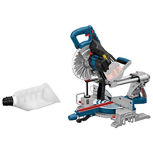 Bosch Professional BITURBO Akku Paneelsäge GCM 18V-216 (Sägeblatt-Ø: 216 mm, ohne Akkus und Ladegerät) + GRATIS 5,5Ah ProCore Akku