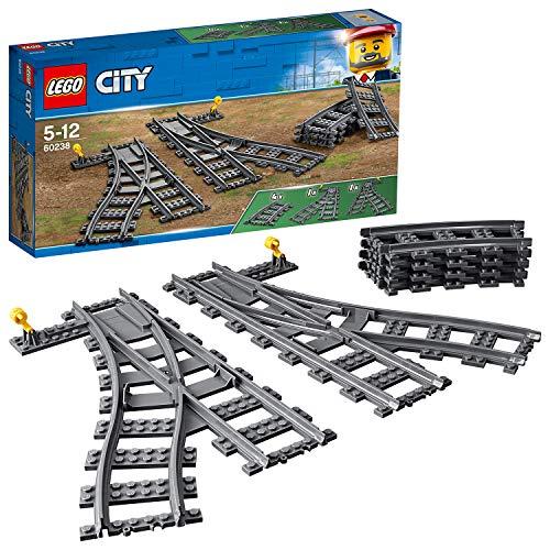 LEGO 60238 - Weichenset über Amazon Prime