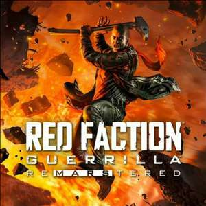 Red Faction Guerrilla Re-Mars-tered Nintendo Switch e-Shop