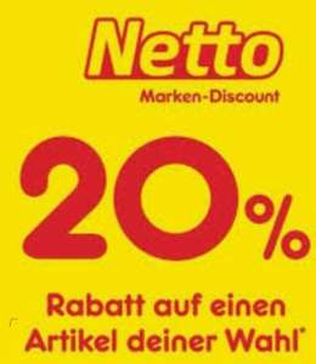 [Netto MD] Rabatt Coupons KW8 (22.02. - 27.02.), bundesweit einsetzbar