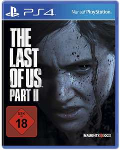 (lokal Expert Bad Honnef) The Last of Us Part ll PS4-Spiel