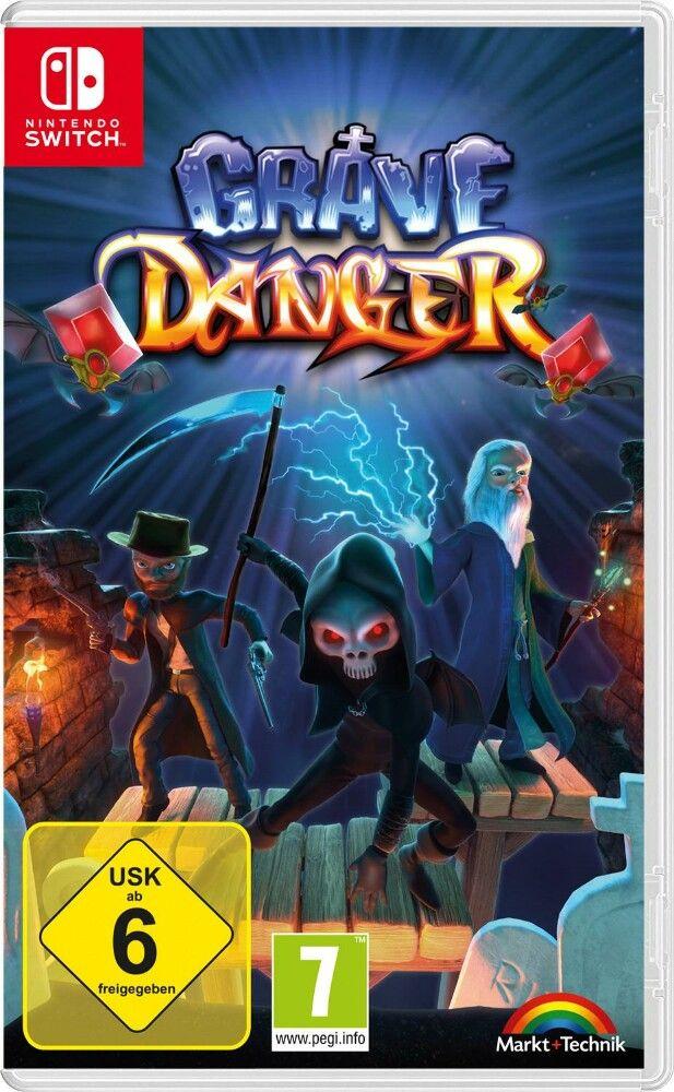 Grave Danger Nintendo Switch