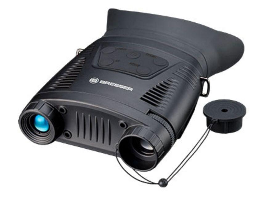 Bresser Digitales Nachtsichtgerät Binokular 3,5x1 im Aldi Süd ab 25.02 ab 8:00 Uhr Online bestellbar