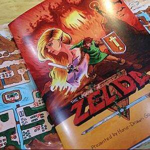 The Legend of Zelda: Presented by Hand-Drawn Game Guides kostenlos (pdf)