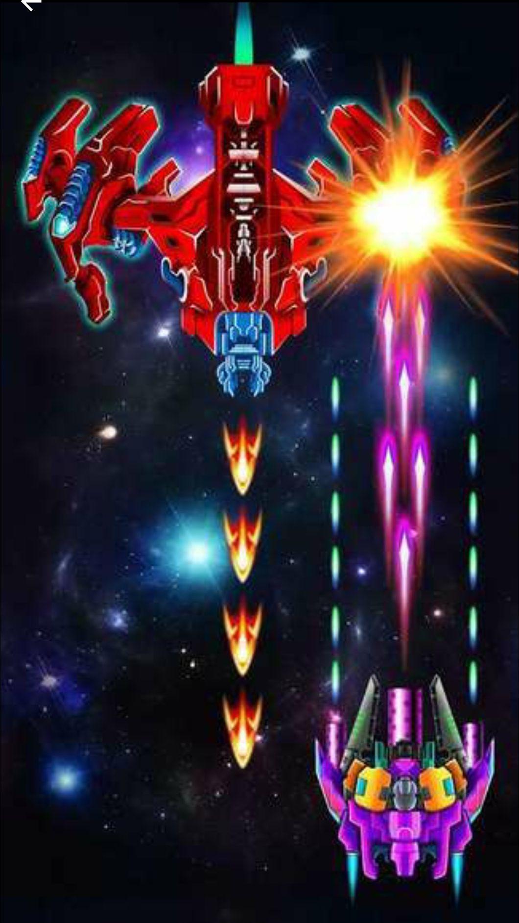Galaxy Attack: Alien Shooter (Premium) Google Play Store für Android