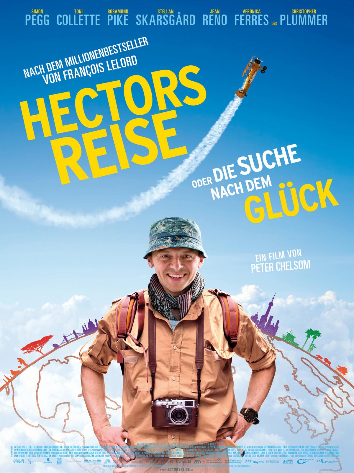 «Hectors Reise oder die Suche nach dem Glück» (IMDb 7,0 - RT 38%) mit Simon Pegg kostenlos im Stream [ARD Mediathek]